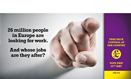 Ukip poster campaign