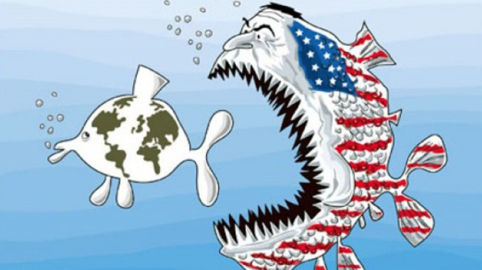 US Hegemony – beneficial or detrimental to the global economy? – mdxipe